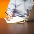 Thuiswerk als tekstschrijver