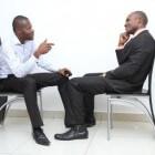 Goed overkomen bij een sollicitatiegesprek