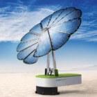 Smartflower – zonnepanelen als een zonnebloem