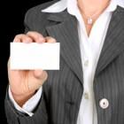 Waarom gebruik je visitekaartjes?