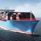 Maersk Mc-Kinney Møller – grootste containerschip ter wereld